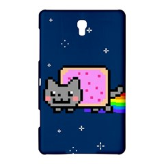 Nyan Cat Samsung Galaxy Tab S (8 4 ) Hardshell Case  by Onesevenart