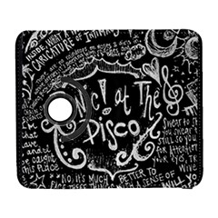Panic ! At The Disco Lyric Quotes Samsung Galaxy S  Iii Flip 360 Case by Onesevenart
