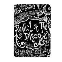 Panic ! At The Disco Lyric Quotes Samsung Galaxy Tab 2 (10 1 ) P5100 Hardshell Case  by Onesevenart
