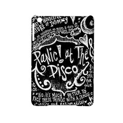 Panic ! At The Disco Lyric Quotes Ipad Mini 2 Hardshell Cases by Onesevenart