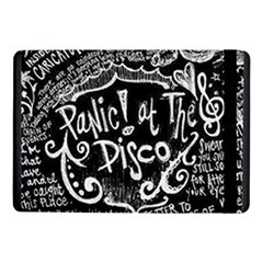 Panic ! At The Disco Lyric Quotes Samsung Galaxy Tab Pro 10 1  Flip Case by Onesevenart