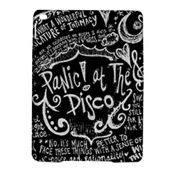 Panic ! At The Disco Lyric Quotes Ipad Air 2 Hardshell Cases by Onesevenart