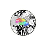 Panic ! At The Disco Hat Clip Ball Marker