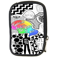 Panic ! At The Disco Compact Camera Cases by Onesevenart
