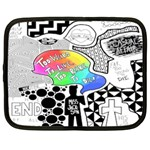 Panic ! At The Disco Netbook Case (XXL)