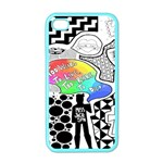 Panic ! At The Disco Apple iPhone 4 Case (Color)