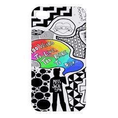 Panic ! At The Disco Apple Iphone 4/4s Premium Hardshell Case by Onesevenart