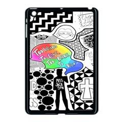 Panic ! At The Disco Apple Ipad Mini Case (black) by Onesevenart