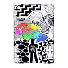 Panic ! At The Disco Apple Ipad Mini Hardshell Case (compatible With Smart Cover) by Onesevenart