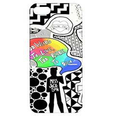 Panic ! At The Disco Apple Iphone 5 Hardshell Case With Stand by Onesevenart