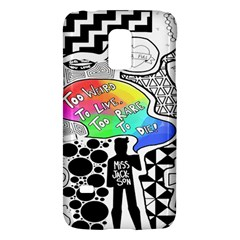 Panic ! At The Disco Galaxy S5 Mini by Onesevenart