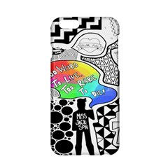 Panic ! At The Disco Apple Iphone 6/6s Hardshell Case by Onesevenart