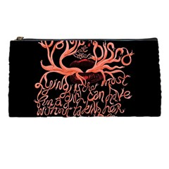 Panic At The Disco   Lying Is The Most Fun A Girl Have Without Taking Her Clothes Pencil Cases by Onesevenart