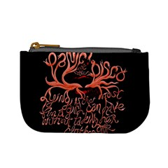 Panic At The Disco   Lying Is The Most Fun A Girl Have Without Taking Her Clothes Mini Coin Purses by Onesevenart
