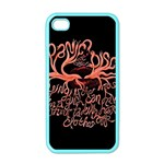 Panic At The Disco   Lying Is The Most Fun A Girl Have Without Taking Her Clothes Apple iPhone 4 Case (Color)