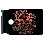 Panic At The Disco   Lying Is The Most Fun A Girl Have Without Taking Her Clothes Apple iPad 2 Flip 360 Case