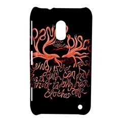 Panic At The Disco   Lying Is The Most Fun A Girl Have Without Taking Her Clothes Nokia Lumia 620 by Onesevenart