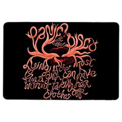Panic At The Disco   Lying Is The Most Fun A Girl Have Without Taking Her Clothes Ipad Air 2 Flip by Onesevenart