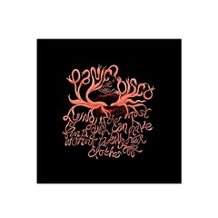 Panic At The Disco   Lying Is The Most Fun A Girl Have Without Taking Her Clothes Satin Bandana Scarf by Onesevenart