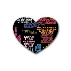 Panic At The Disco Northern Downpour Lyrics Metrolyrics Rubber Coaster (heart)  by Onesevenart