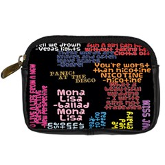 Panic At The Disco Northern Downpour Lyrics Metrolyrics Digital Camera Cases by Onesevenart