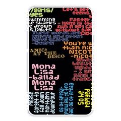 Panic At The Disco Northern Downpour Lyrics Metrolyrics Memory Card Reader by Onesevenart