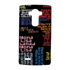 Panic At The Disco Northern Downpour Lyrics Metrolyrics Lg G4 Hardshell Case by Onesevenart