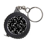 Black And White Starry Pattern Measuring Tapes