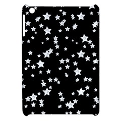 Black And White Starry Pattern Apple Ipad Mini Hardshell Case by DanaeStudio