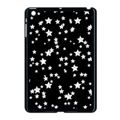 Black And White Starry Pattern Apple Ipad Mini Case (black)