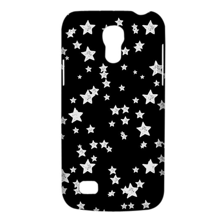 Black And White Starry Pattern Galaxy S4 Mini