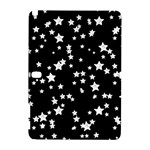 Black And White Starry Pattern Samsung Galaxy Note 10.1 (P600) Hardshell Case