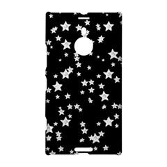 Black And White Starry Pattern Nokia Lumia 1520