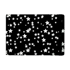 Black And White Starry Pattern Ipad Mini 2 Flip Cases by DanaeStudio