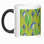 Tropical Floral Pattern Morph Mugs