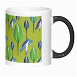 Tropical Floral Pattern Morph Mugs Right