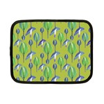 Tropical Floral Pattern Netbook Case (Small)