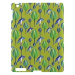 Tropical Floral Pattern Apple iPad 3/4 Hardshell Case