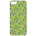 Tropical Floral Pattern Apple iPhone 5 Classic Hardshell Case