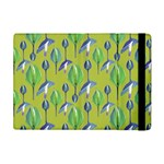 Tropical Floral Pattern Apple iPad Mini Flip Case