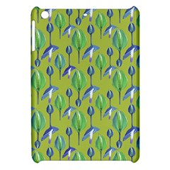 Tropical Floral Pattern Apple iPad Mini Hardshell Case
