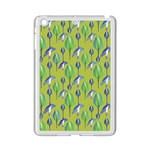 Tropical Floral Pattern iPad Mini 2 Enamel Coated Cases Front