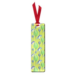 Tropical Floral Pattern Small Book Marks by dflcprints
