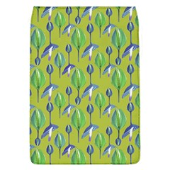 Tropical Floral Pattern Flap Covers (L)
