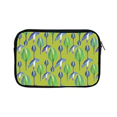 Tropical Floral Pattern Apple iPad Mini Zipper Cases