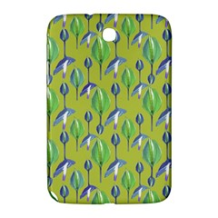 Tropical Floral Pattern Samsung Galaxy Note 8.0 N5100 Hardshell Case