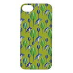 Tropical Floral Pattern Apple iPhone 5S/ SE Hardshell Case