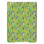 Tropical Floral Pattern iPad Air Hardshell Cases