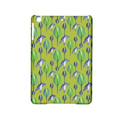 Tropical Floral Pattern iPad Mini 2 Hardshell Cases
