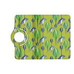 Tropical Floral Pattern Kindle Fire HD (2013) Flip 360 Case